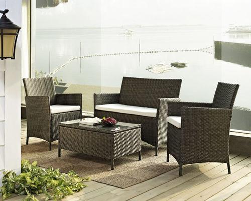 Synthetic Outdoor Sofa