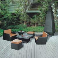 Cane Rattan Chair