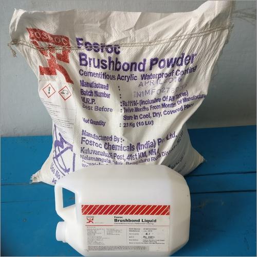 Brushbond TI Flexicoat Acrylic Waterproof Coating