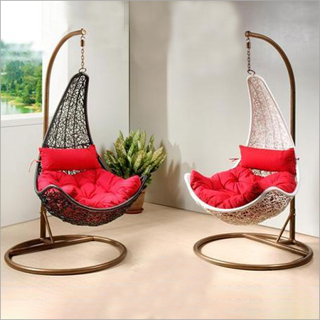 Garden Wicker Swing