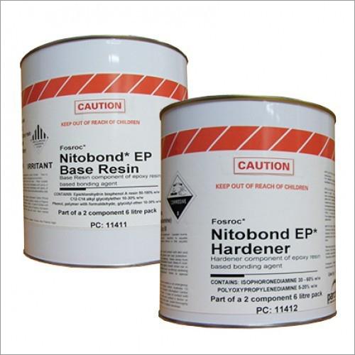 Nitobond EP Epoxy Resin Coating