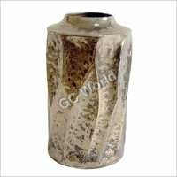 Aluminum Sheet Vases