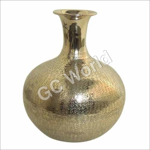 Aluminum Sheet Decorative Vases