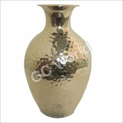 Aluminum Sheet Modern Vases