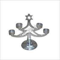 Aluminium T Light Stand