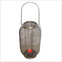 Iron Glass Lantern