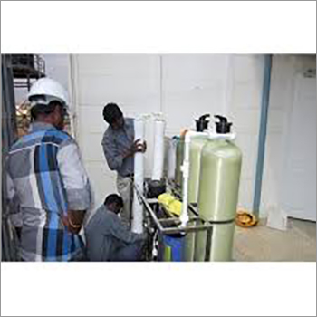 RO Water Treatment Plant Maintenance Service