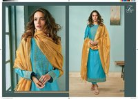 Chanderi Fancy Suits