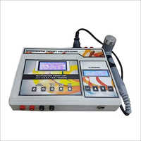 Ultrasonic Interferential Therapy Unit
