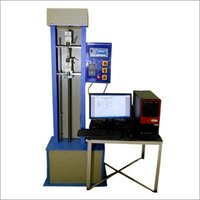 Tensile Testing Machine With Variable Speed