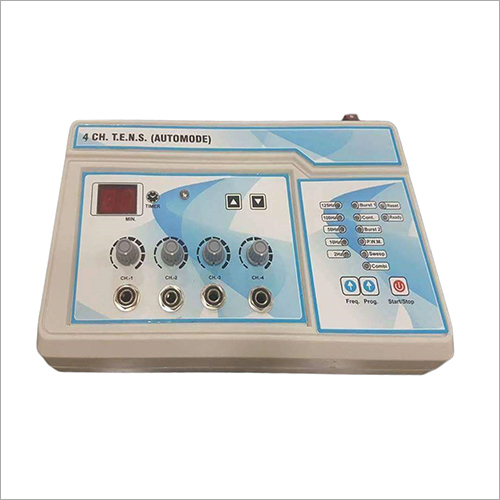 4 Channel Automode TENS Unit