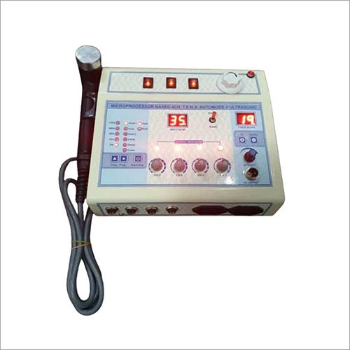 Ultrasonic Microprocessor Based TENS Unit
