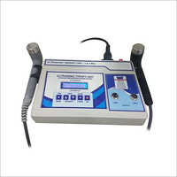1 And 3 MHZ Ultrasonic Therapy Unit