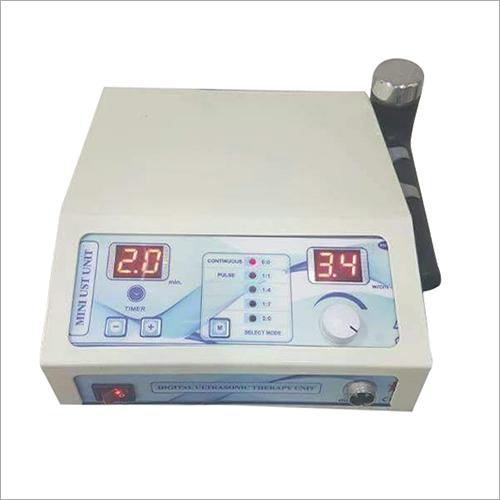 Mini Ultrasonic Therapy Unit