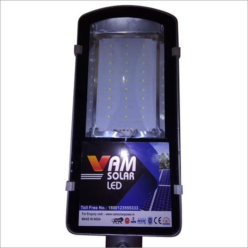 Solar AC Street light