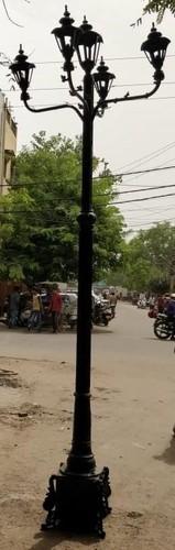 Designer Solar Street Light Pole