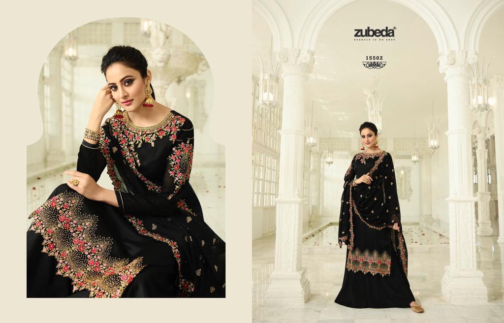 Fashionable Designer Salwar Suits