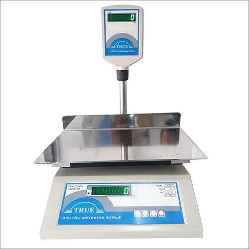 Steel Weighing Scale