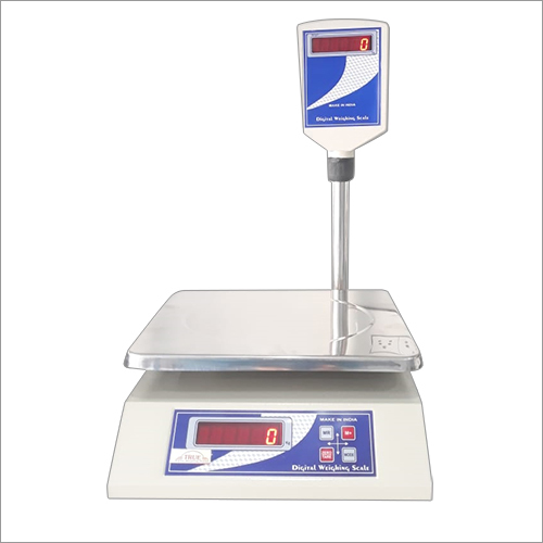 Commercial Digital Weighing Scale
