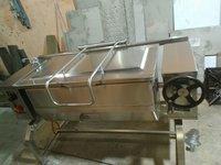 Tilting Pan Machine