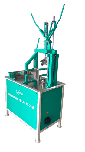 Semi Automatic Tender Coconut Peeling Machine