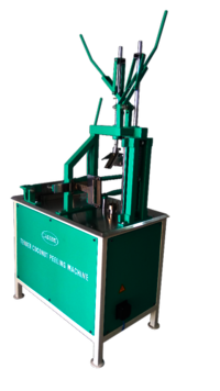 Semi Automatic Tender Coconut Peeling Machine