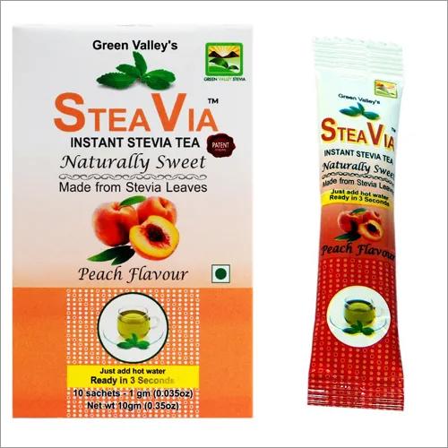 Instant Stevia Peach Tea