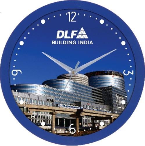 DLF WALL CLOCK