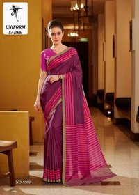Malbari Silk Saree