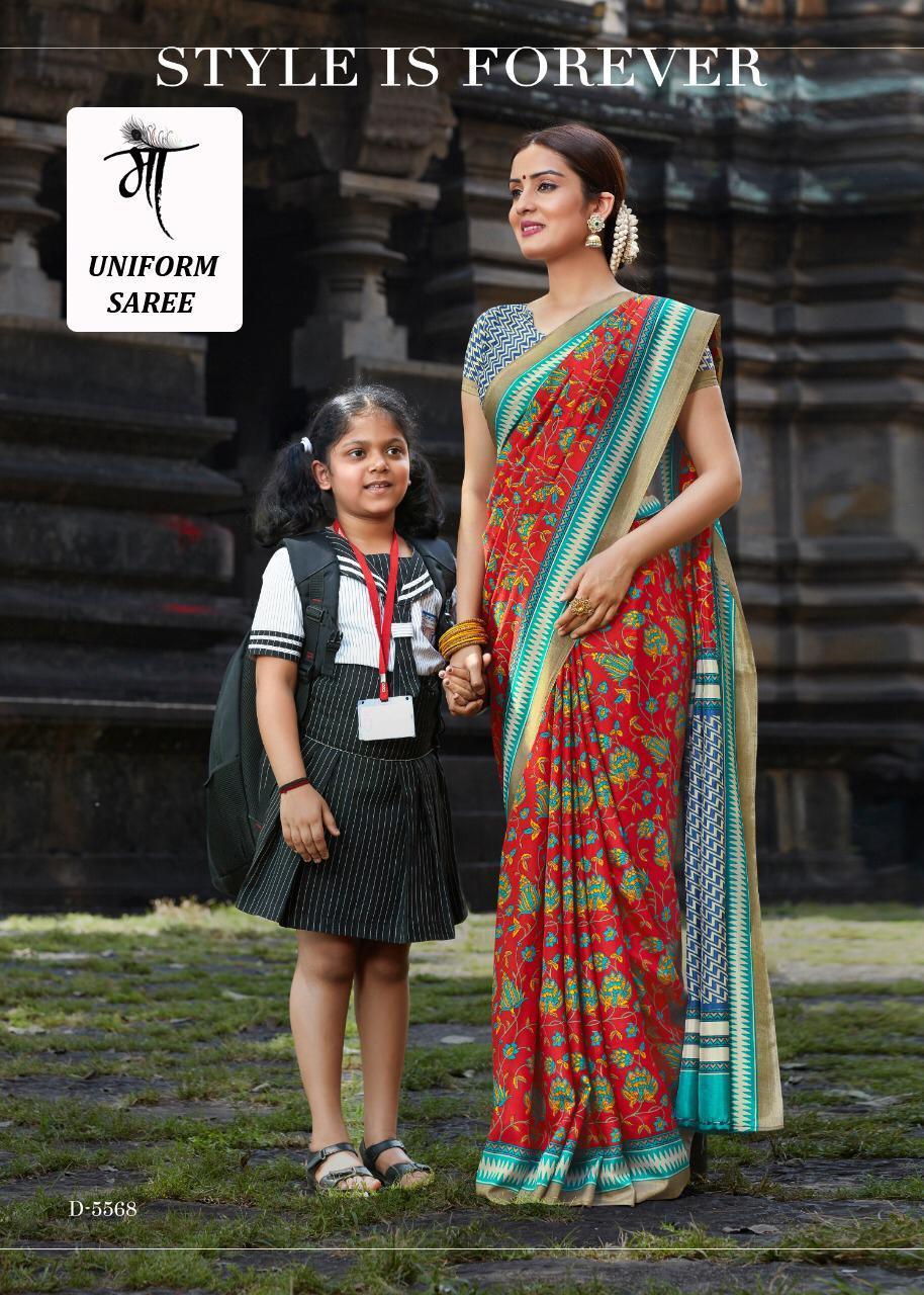 Malbari Silk Saree