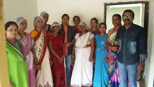 Training Photo of Supegaon Maharashtra