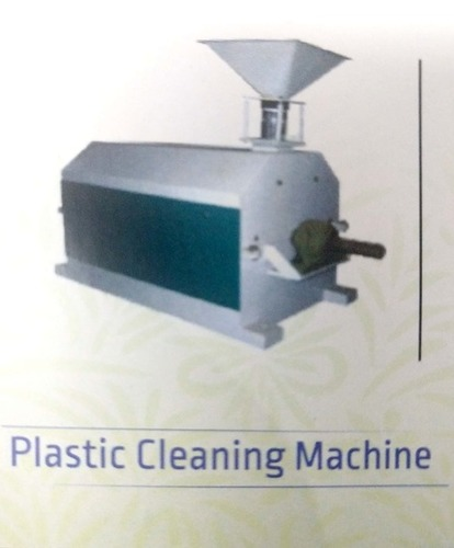 Plastic Cleaning Machine