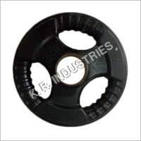3 Cut Weight Lifting Plate