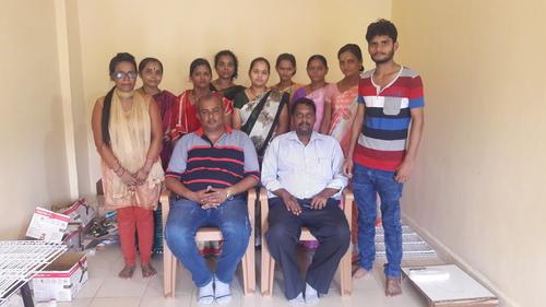 Training Photo of Panvel Maharashtra
