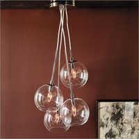 Round Glass Pendant Hanging