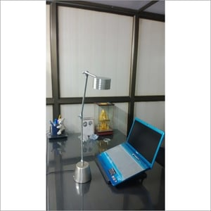 LED Table Lamp with Movement Attachment