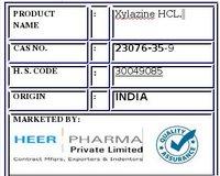 Xylazine HCL