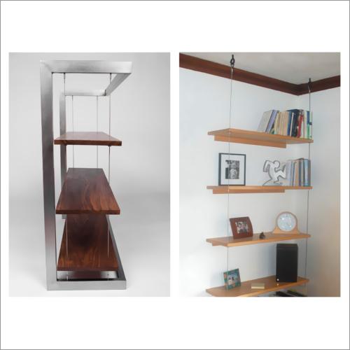 Book Shelf Hanging Suspension System