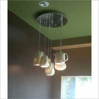 Power Cable Hanging For Cup Saucer