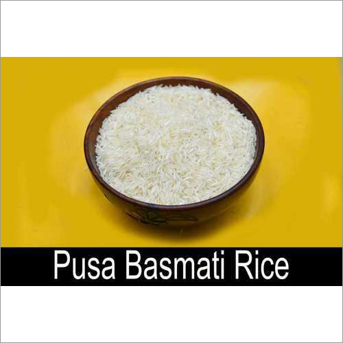 White Pusa Basmati Rice