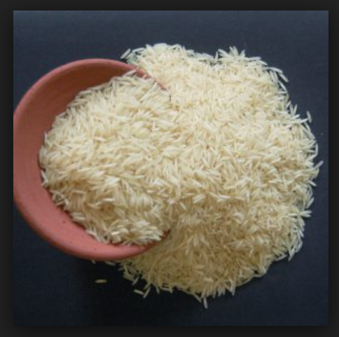 1509 Basmati Steam Rice