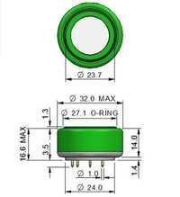 Sulphur Dioxide Sensor 7 Series