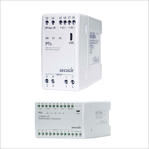 Secure Meter Power Factor Transducers