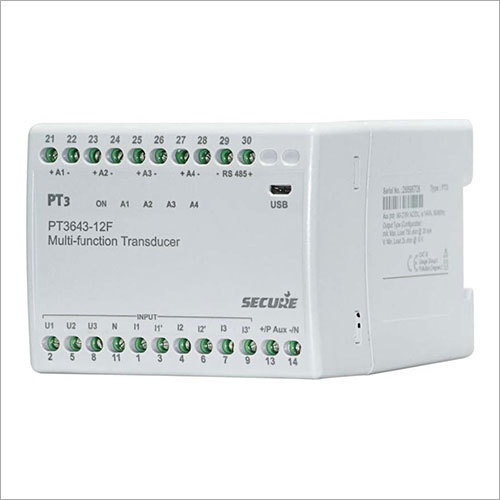 Secure Meter PT3 - Multi Function Transducers