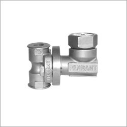 Thermodynamic Steam Trap for Universal Connector SS construction