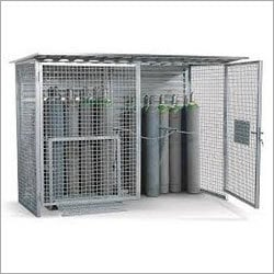 Cage For Gas Cylinder