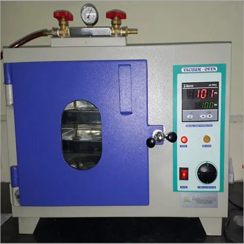 Vacuum Pump And Oven