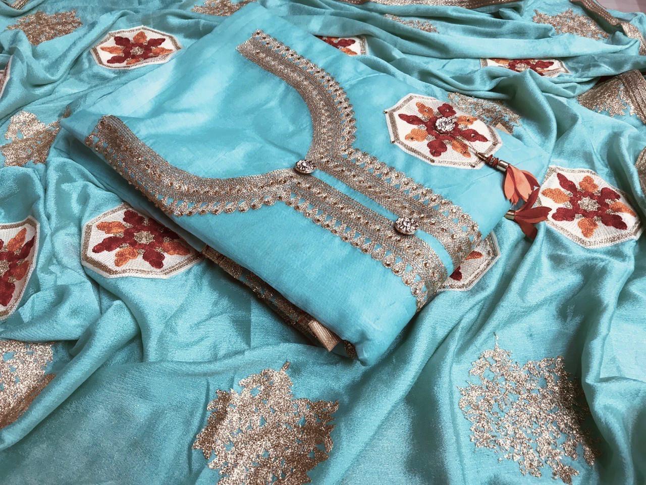 Unique Dress Materials