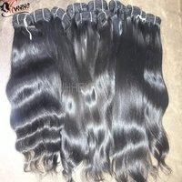 Wholesale Single Drawn Cuticle Aligned Hair