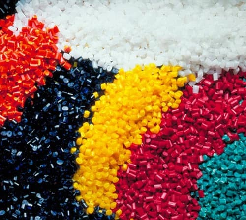 Multi Colored PVC Granules Compound